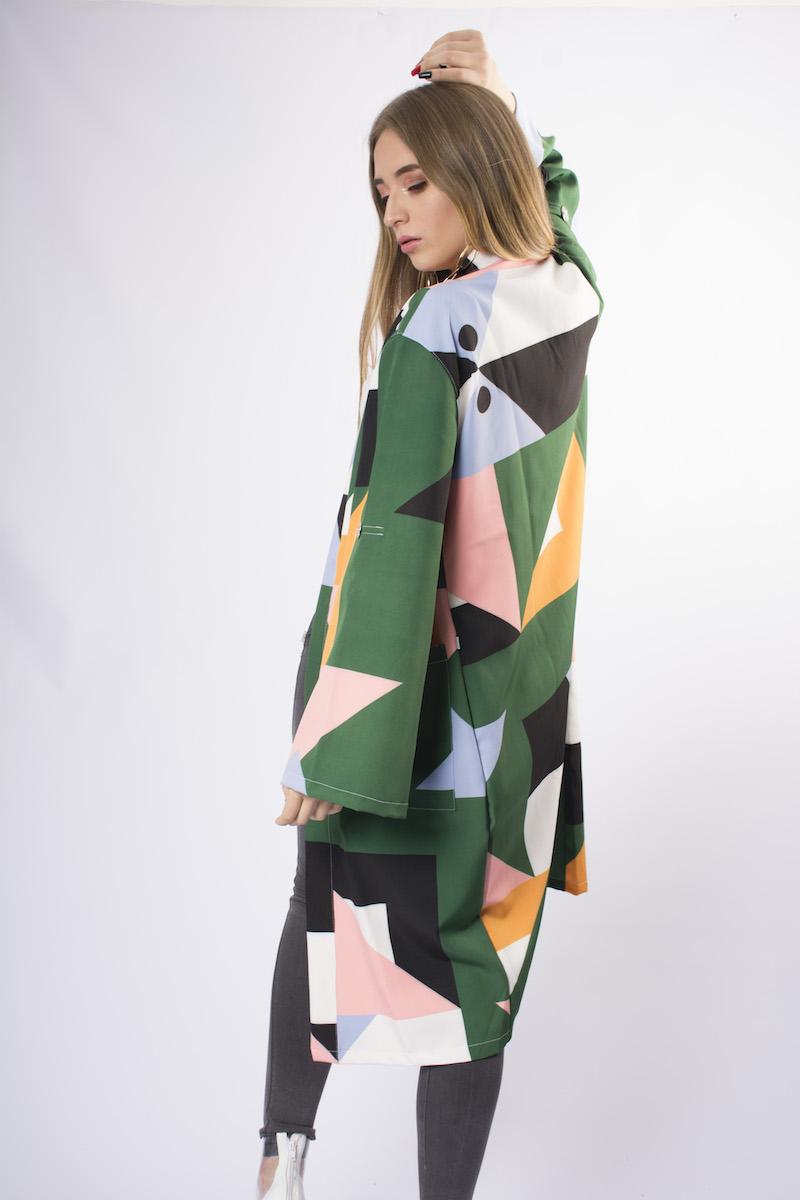 Kimono Lelis Verde