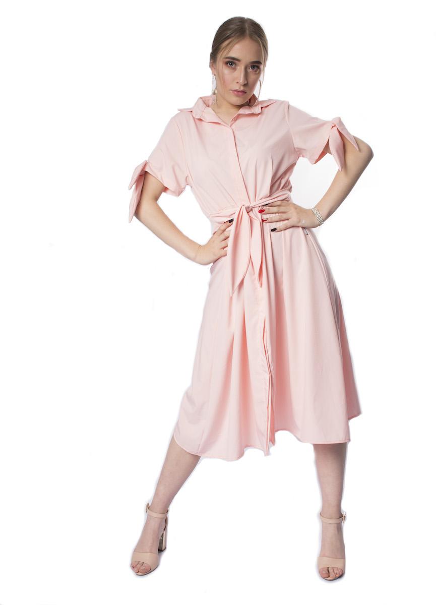Vestido Cardigan Kimono Rosa