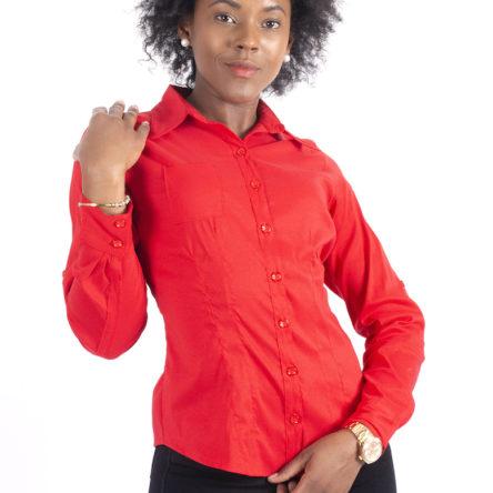 Blusa Diana Roja