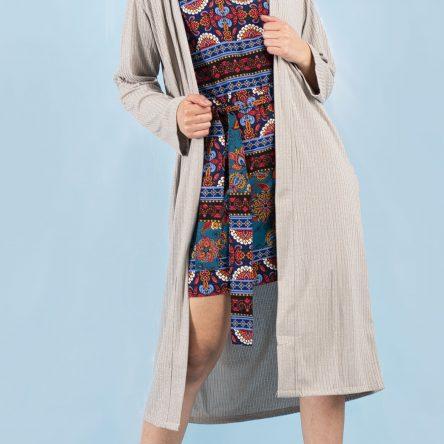 Kimono Dior Gris