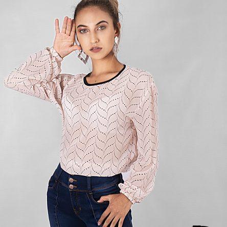 Blusa Mariana Rosa
